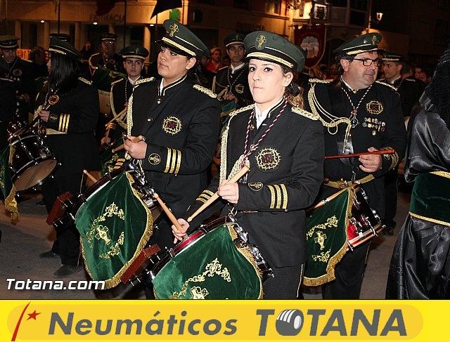 Procesión Jueves Santo - Semana Santa Totana 2016 - 49