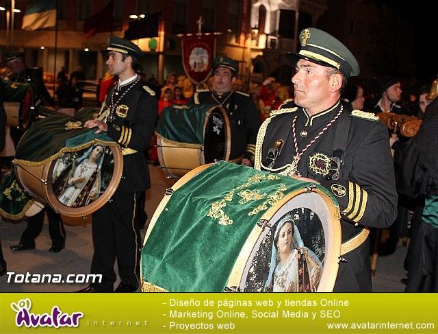 Procesión Jueves Santo - Semana Santa Totana 2016 - 50
