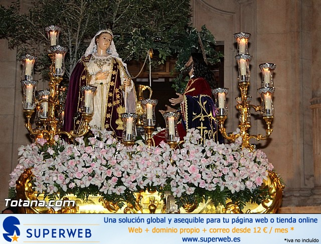 Procesión Jueves Santo - Semana Santa Totana 2016 - 52