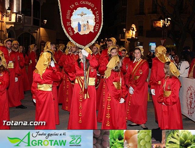 Procesión Jueves Santo - Semana Santa Totana 2016 - 53