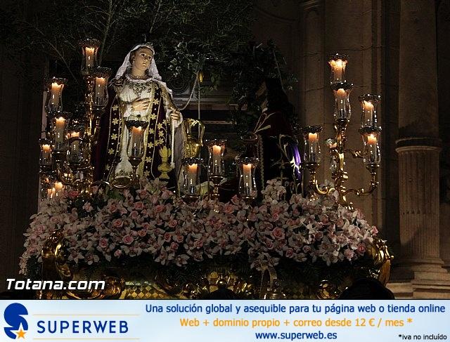 Procesión Jueves Santo - Semana Santa Totana 2016 - 54