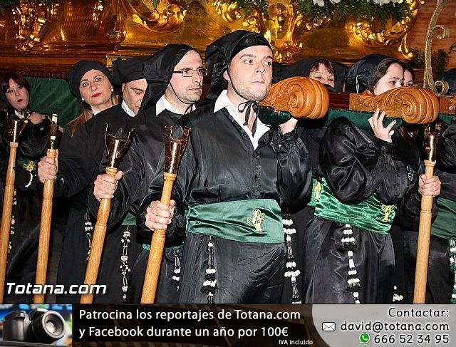 Procesión Jueves Santo - Semana Santa Totana 2016 - 55
