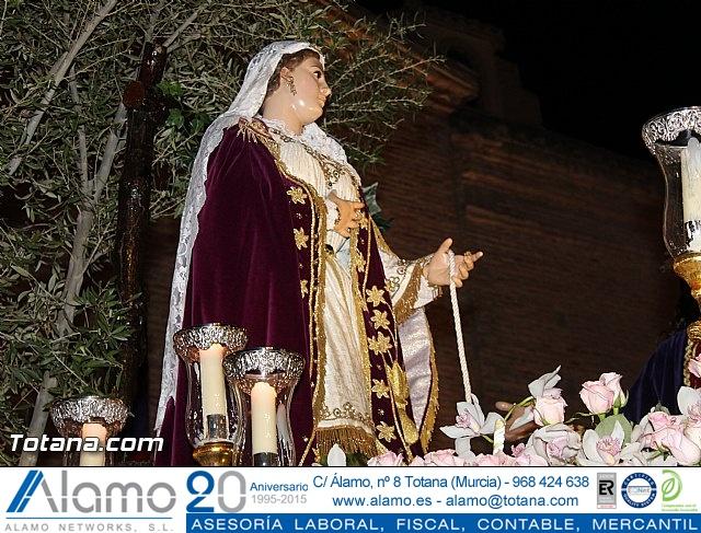 Procesión Jueves Santo - Semana Santa Totana 2016 - 58