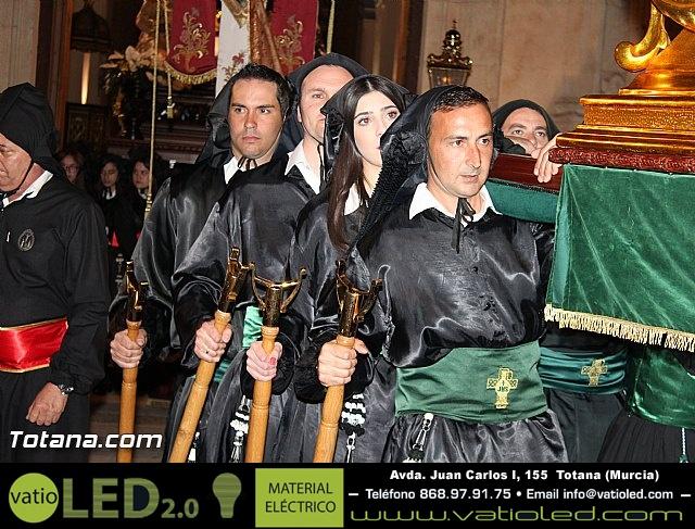 Procesión Jueves Santo - Semana Santa Totana 2016 - 59