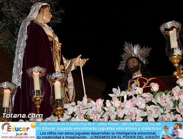 Procesión Jueves Santo - Semana Santa Totana 2016 - 60