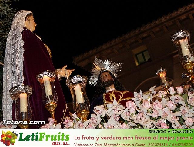 Procesión Jueves Santo - Semana Santa Totana 2016 - 61