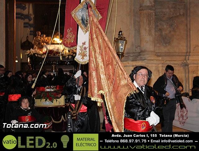 Procesión Jueves Santo - Semana Santa Totana 2016 - 62