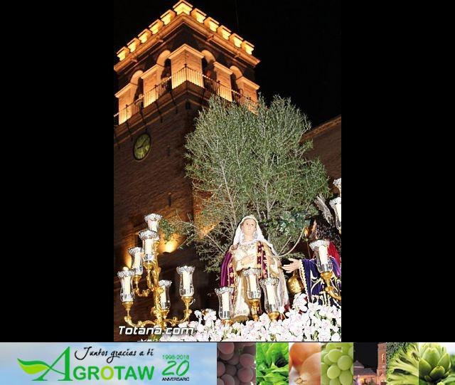 Procesión Jueves Santo - Semana Santa Totana 2016 - 63