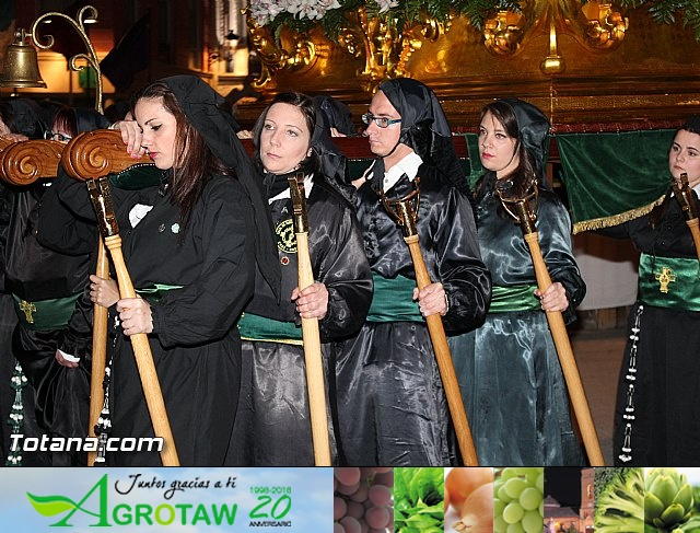 Procesión Jueves Santo - Semana Santa Totana 2016 - 65