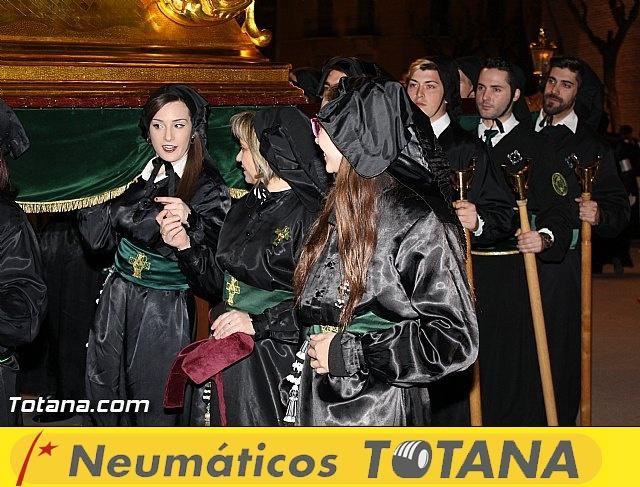 Procesión Jueves Santo - Semana Santa Totana 2016 - 67
