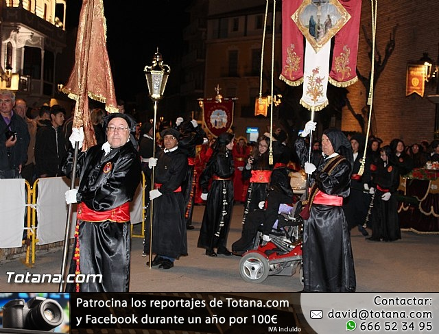 Procesión Jueves Santo - Semana Santa Totana 2016 - 68