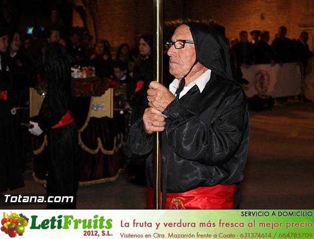 Procesión Jueves Santo - Semana Santa Totana 2016 - 69