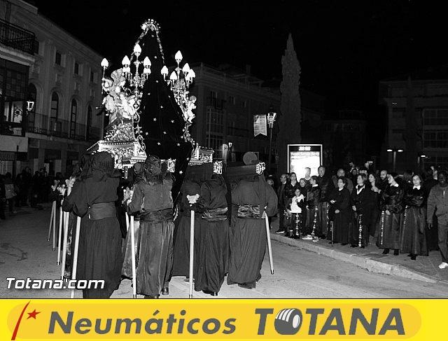 Procesión Jueves Santo - Semana Santa Totana 2016 - 554