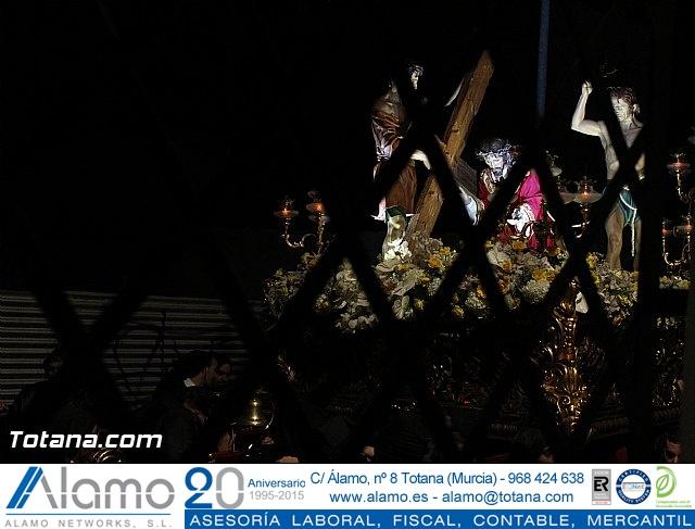 Procesión Jueves Santo - Semana Santa Totana 2016 - 555