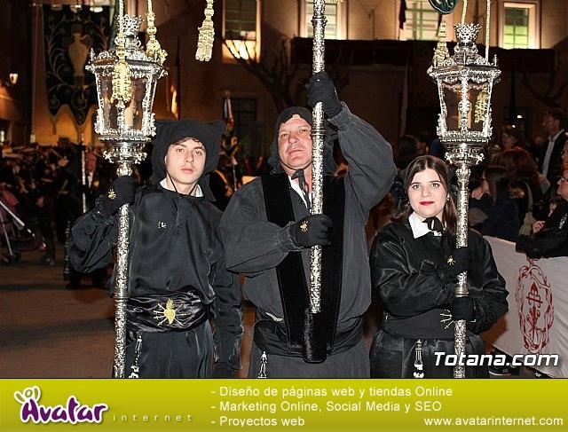 Procesión Jueves Santo - Semana Santa de Totana 2018 - 7