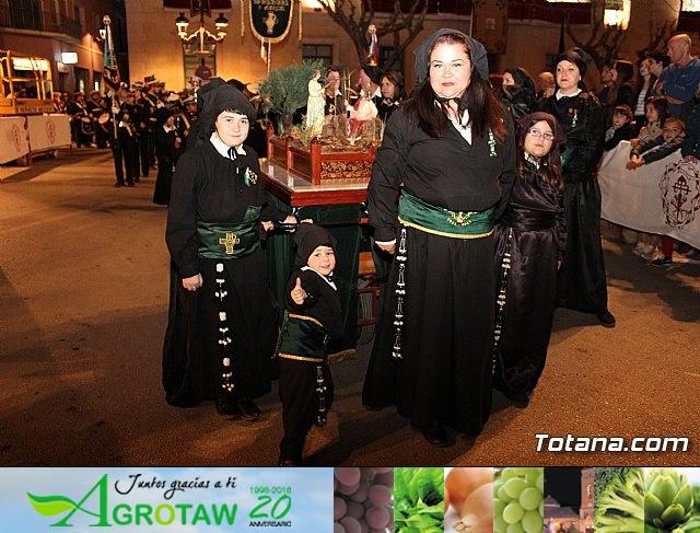 Procesión Jueves Santo - Semana Santa de Totana 2018 - 13