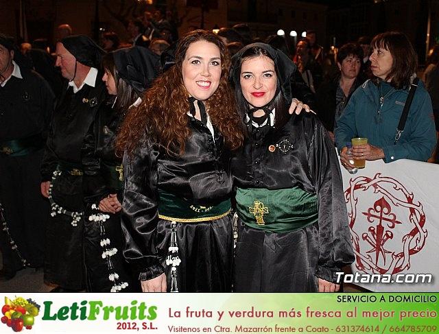 Procesión Jueves Santo - Semana Santa de Totana 2018 - 14