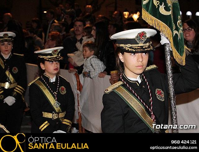 Procesión Jueves Santo - Semana Santa de Totana 2018 - 23