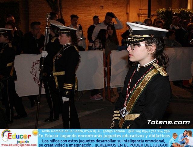 Procesión Jueves Santo - Semana Santa de Totana 2018 - 26