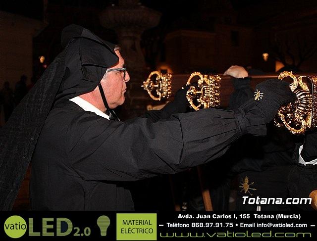Procesión Jueves Santo - Semana Santa de Totana 2018 - 886