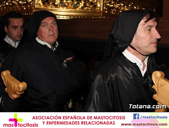 Procesión Jueves Santo - Semana Santa de Totana 2018 - 893
