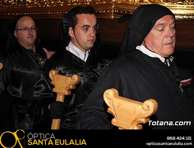 Procesión Jueves Santo - Semana Santa de Totana 2018 - 894