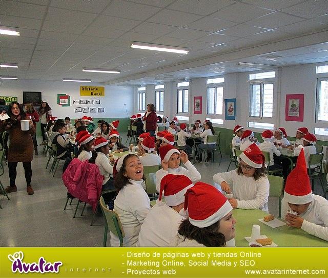Fiesta de Navidad - CEIP La Cruz - Totana 2016 - 1