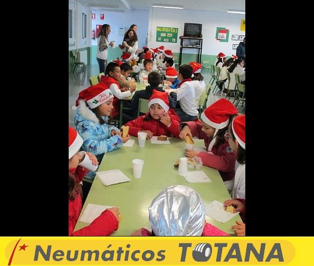 Fiesta de Navidad - CEIP La Cruz - Totana 2016 - 2