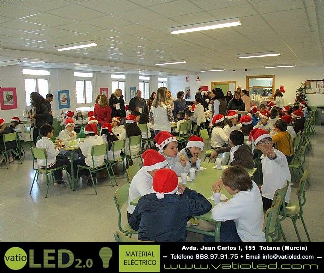 Fiesta de Navidad - CEIP La Cruz - Totana 2016 - 3