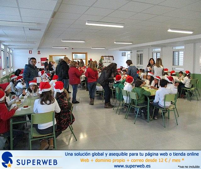 Fiesta de Navidad - CEIP La Cruz - Totana 2016 - 4