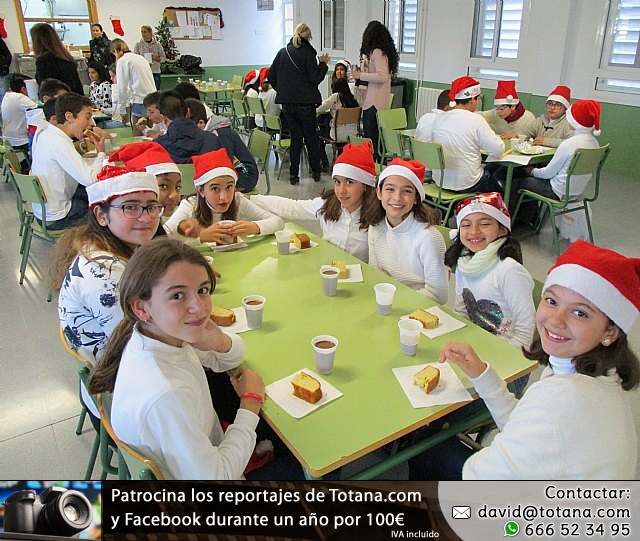 Fiesta de Navidad - CEIP La Cruz - Totana 2016 - 15