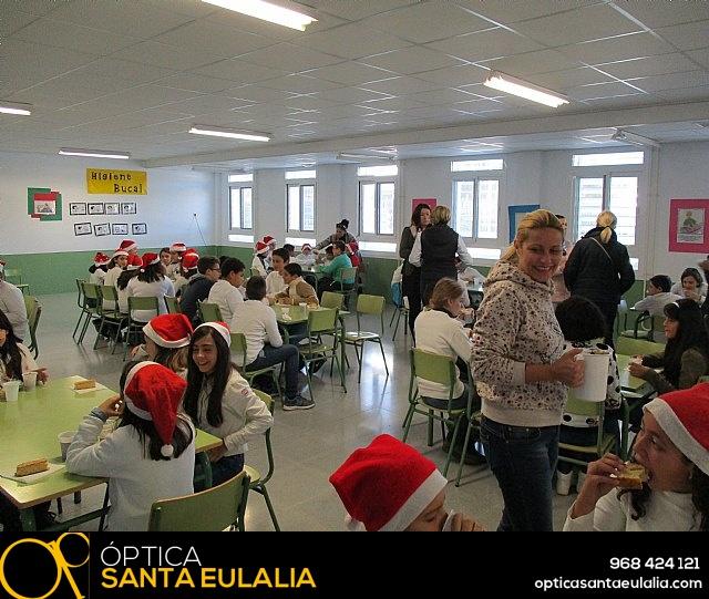 Fiesta de Navidad - CEIP La Cruz - Totana 2016 - 18