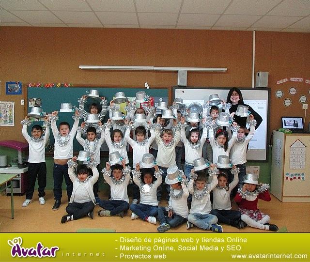 Fiesta de Navidad - CEIP La Cruz - Totana 2016 - 22