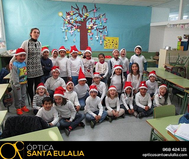 Fiesta de Navidad - CEIP La Cruz - Totana 2016 - 27