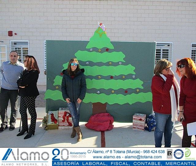 Fiesta de Navidad - CEIP La Cruz - Totana 2016 - 29