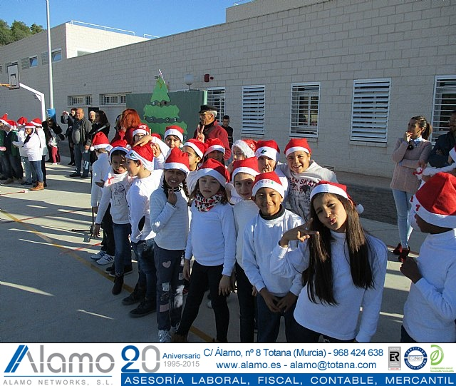 Fiesta de Navidad - CEIP La Cruz - Totana 2016 - 30