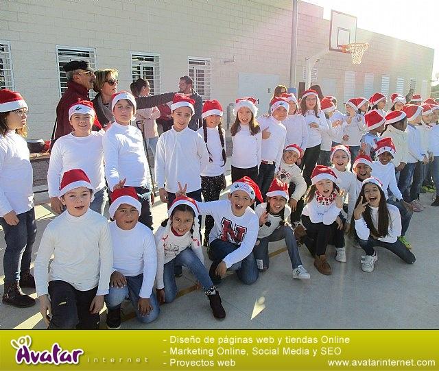 Fiesta de Navidad - CEIP La Cruz - Totana 2016 - 31
