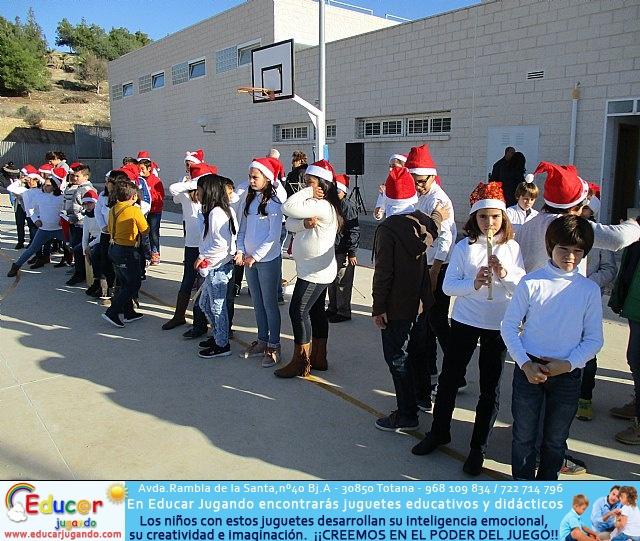 Fiesta de Navidad - CEIP La Cruz - Totana 2016 - 32