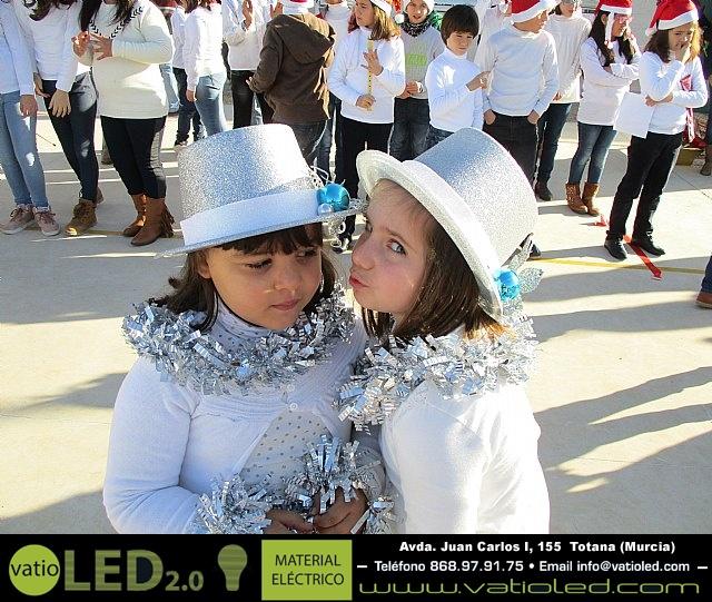 Fiesta de Navidad - CEIP La Cruz - Totana 2016 - 35