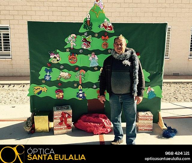 Fiesta de Navidad - CEIP La Cruz - Totana 2016 - 107
