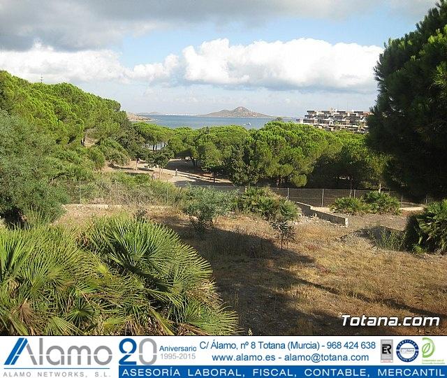 La Manga. Cala del Pino, Mar Menor y Mar Mediterráneo - 1