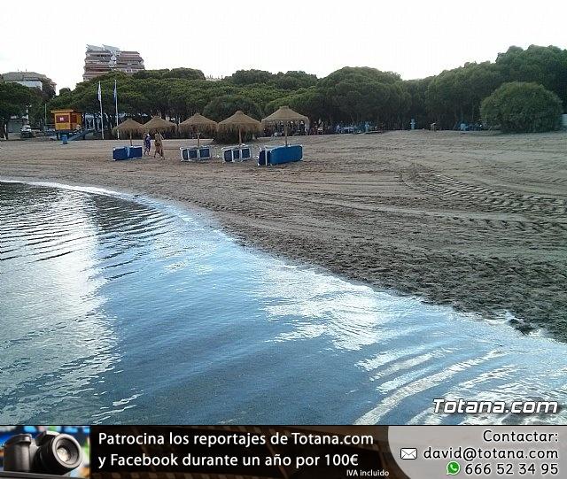 La Manga. Cala del Pino, Mar Menor y Mar Mediterráneo - 5
