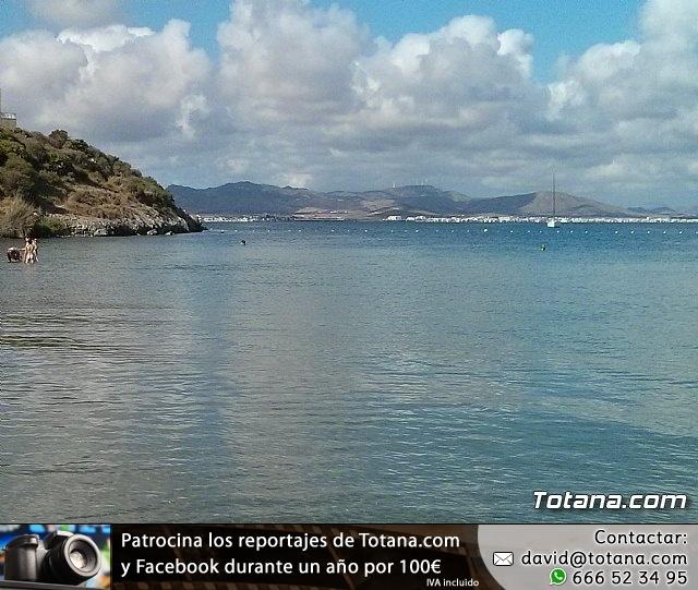 La Manga. Cala del Pino, Mar Menor y Mar Mediterráneo - 8