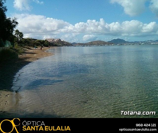 La Manga. Cala del Pino, Mar Menor y Mar Mediterráneo - 31