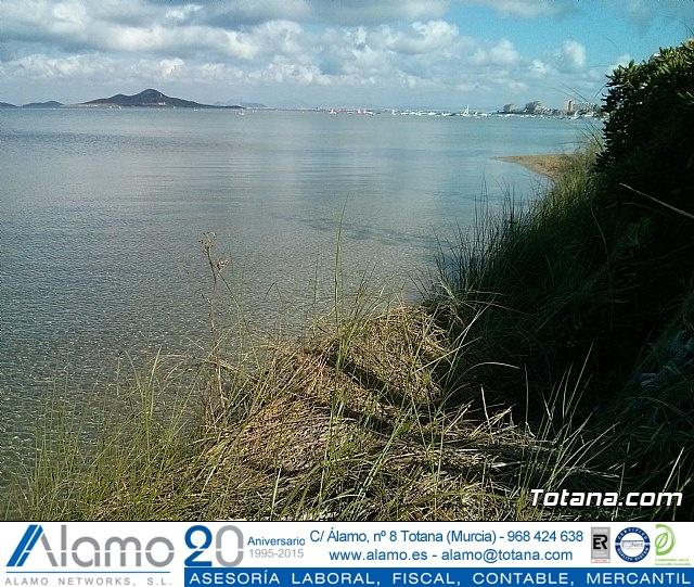 La Manga. Cala del Pino, Mar Menor y Mar Mediterráneo - 33