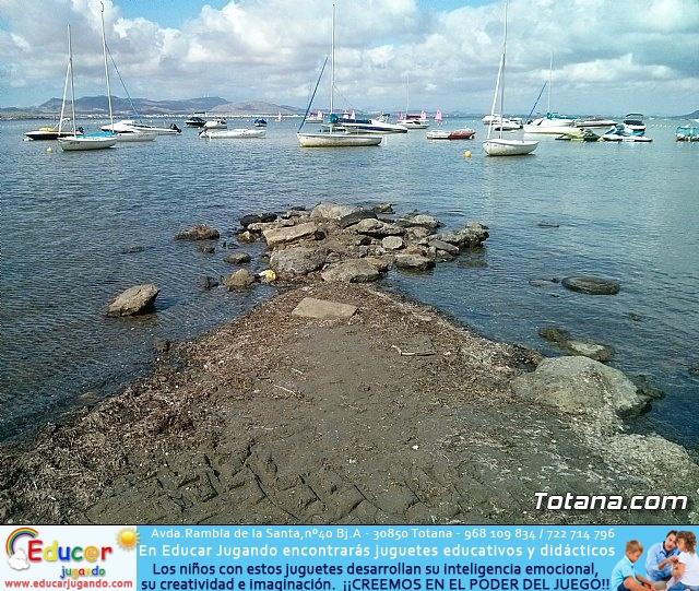 La Manga. Cala del Pino, Mar Menor y Mar Mediterráneo - 39