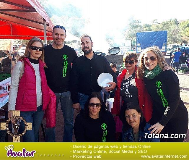 Convivencia de la Hdad. de La Samaritana en La Santa y Comida Gala 2018 - 9
