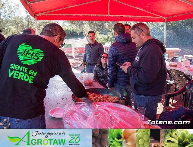 Convivencia de la Hdad. de La Samaritana en La Santa y Comida Gala 2018 - 21