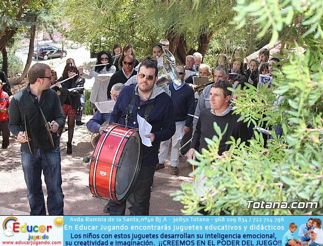 Jornada de convivencia en La Santa. Hermandades y Cofradías. 14/04/2012 - 317