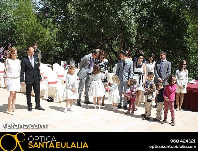 Jornada de convivencia en La Santa. Hermandades y Cofradías. 14/04/2012 - 318